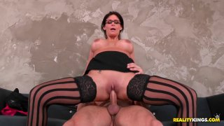 Streaming porn video still #5 from Big Tits Boss Vol. 27
