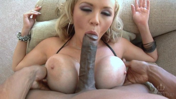 Drinking wife plays with cock