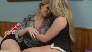 Streaming porn video still #2 from Cheer Squadovers Episode 12