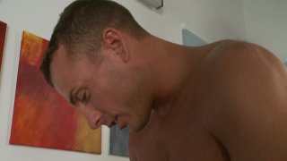 Streaming porn video still #6 from Hickory Dickory Dock The Sheila Takes Both Our Cocks