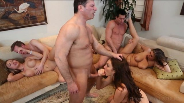 Streaming porn video still #7 from Orgy Frenzy