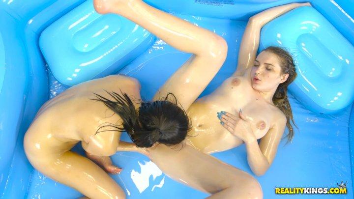 Streaming porn video still #1 from Juicy Licks Vol. 8