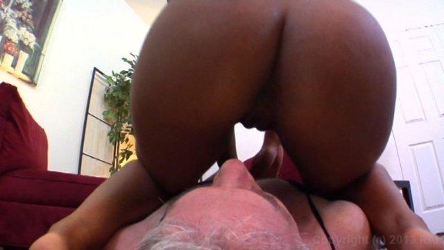 Streaming porn video still #1 from Mean Ebony Facesitters