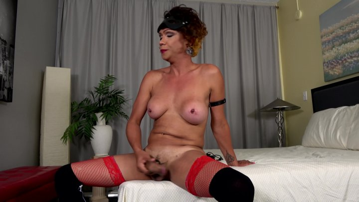 Streaming porn video still #1 from TGirl 40 Part Three
