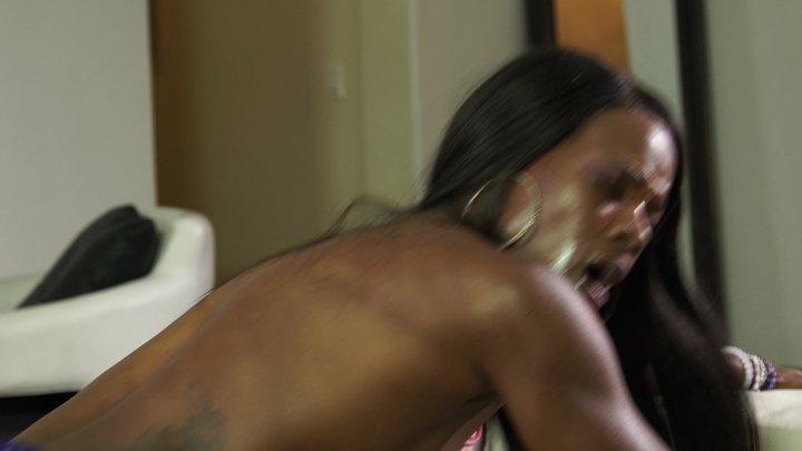 Streaming porn video still #1 from I Like Black Girls 4