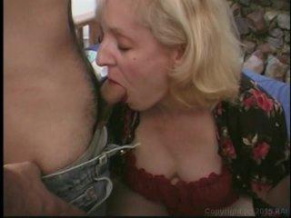 Streaming porn video still #7 from Grannys Wild 3Way
