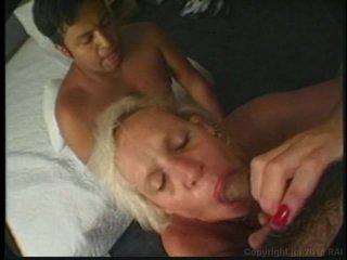 Streaming porn video still #24 from Grannys Wild 3Way