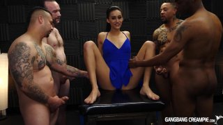 Streaming porn video still #2 from Creamed 2