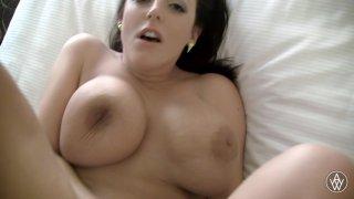 Streaming porn video still #4 from Angela Loves Gonzo