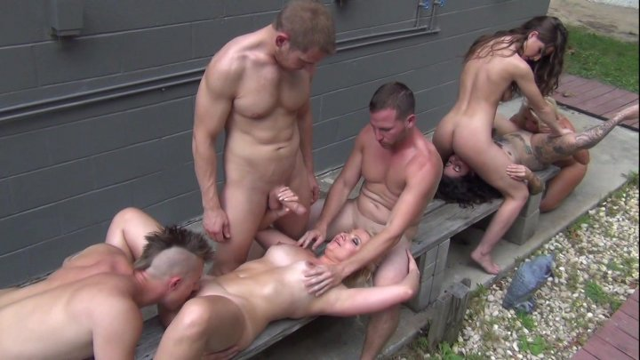 Streaming porn video still #1 from 100% Real Swingers: Tennessee