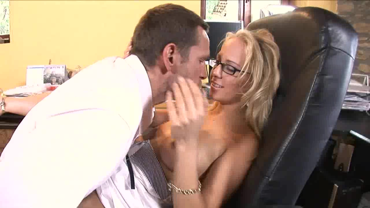 Free Video Preview image 2 from Fucking My Secretary Ass