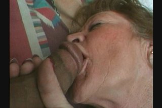 Streaming porn scene video image #7 from Granny done by her son in law and his best friend