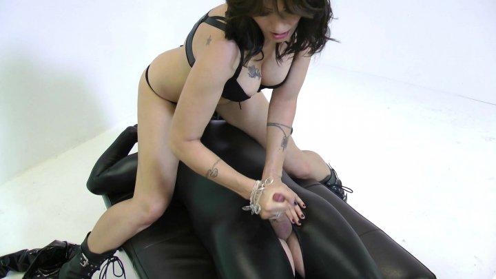 Big asses riding dildos