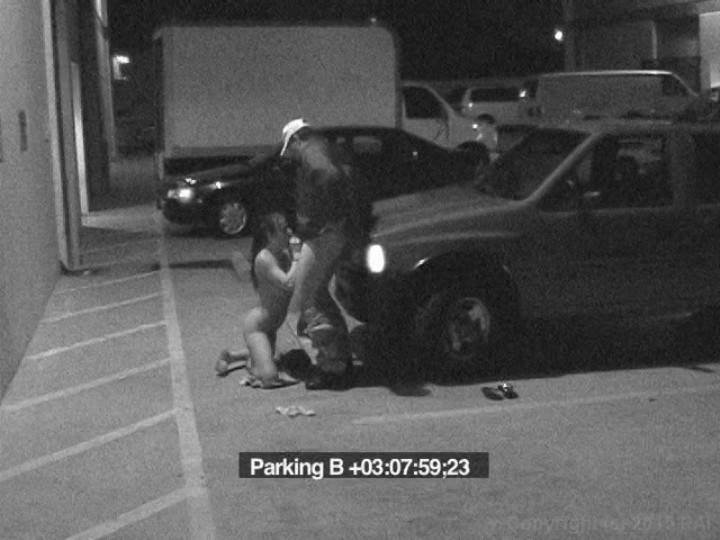 Security cam chronicles sex