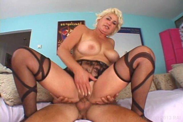 """Streaming porn video still #1 from Big Boob Fantastic 40""""s"""