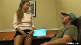 Streaming porn video still #4 from Taboo Creampies 2