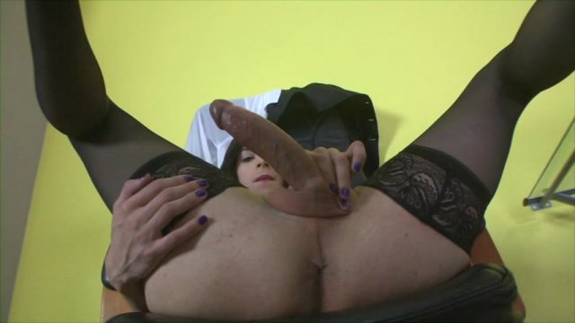 Streaming porn video still #1 from She-Male Strokers 67