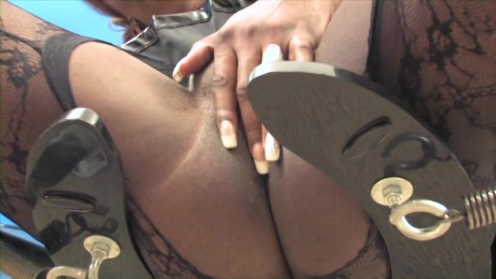 Streaming porn video still #1 from Big Black Bad Ass Battering Rams #2