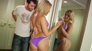 Streaming porn video still #1 from Incredible Blondes Vol. 3