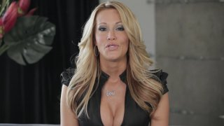 Streaming porn video still #10 from Jessica Drake's Guide To Wicked Sex: Threesomes