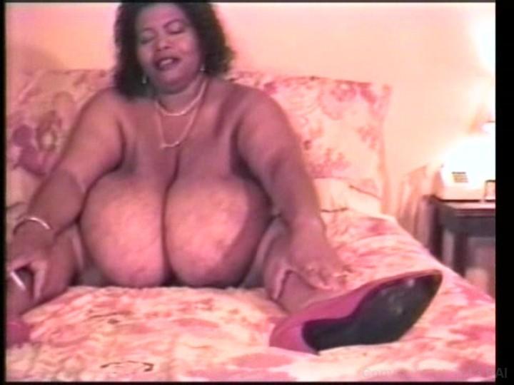 Big natural black tits porn