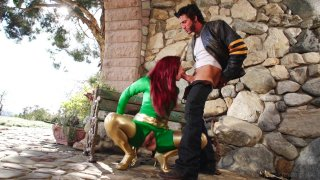 Streaming porn video still #5 from Wolverine XXX: An Axel Braun Parody