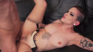 Streaming porn video still #5 from Axel Braun's Inked 3