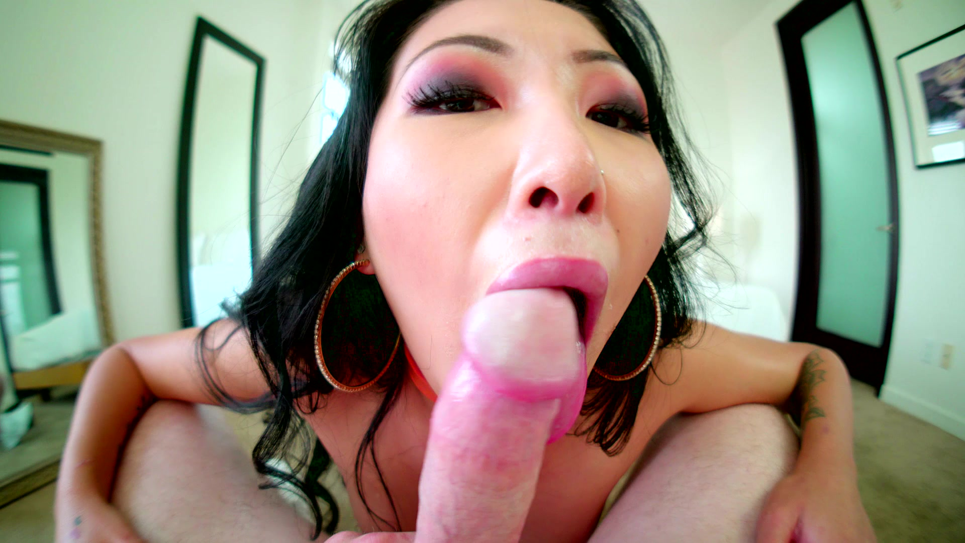 Free Video Preview image 3 from Asian Fuck Faces 4