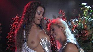 Streaming porn video still #3 from Lick Her License Vol. 2
