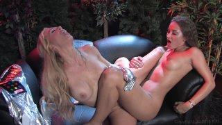 Streaming porn video still #8 from Lick Her License Vol. 2