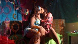 Streaming porn video still #1 from Lick Her License Vol. 2