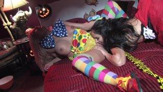 Streaming porn video still #2 from Lick Her License Vol. 2