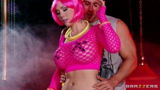 Streaming porn video still #1 from Baby Got Boobs Vol. 14