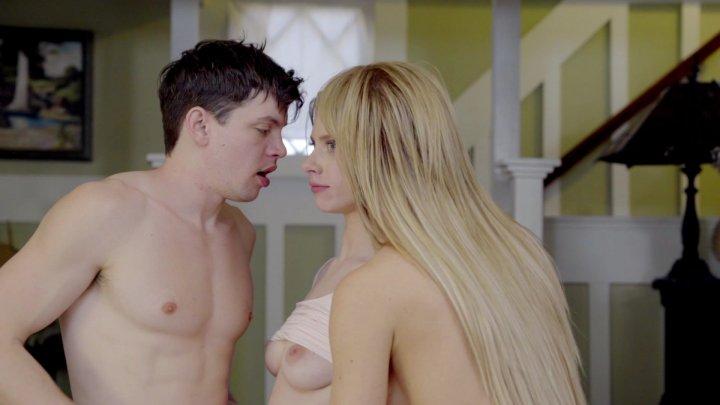 Streaming porn video still #1 from Moms Teach Sex #18