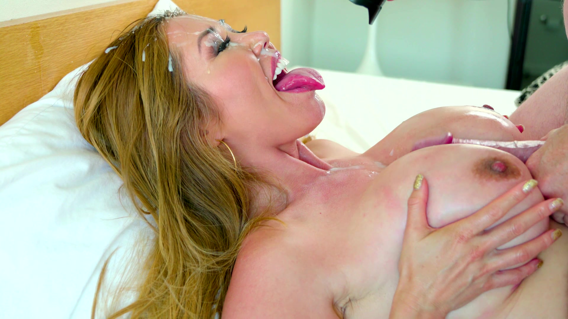 Remarkable, rather kianna dior cum mouth All above