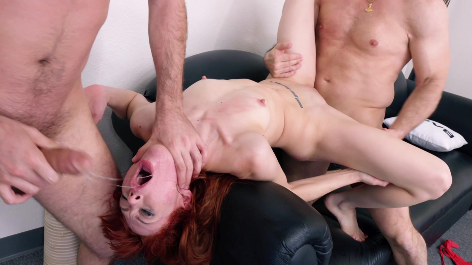 Blonde Teen Punished Step Dad