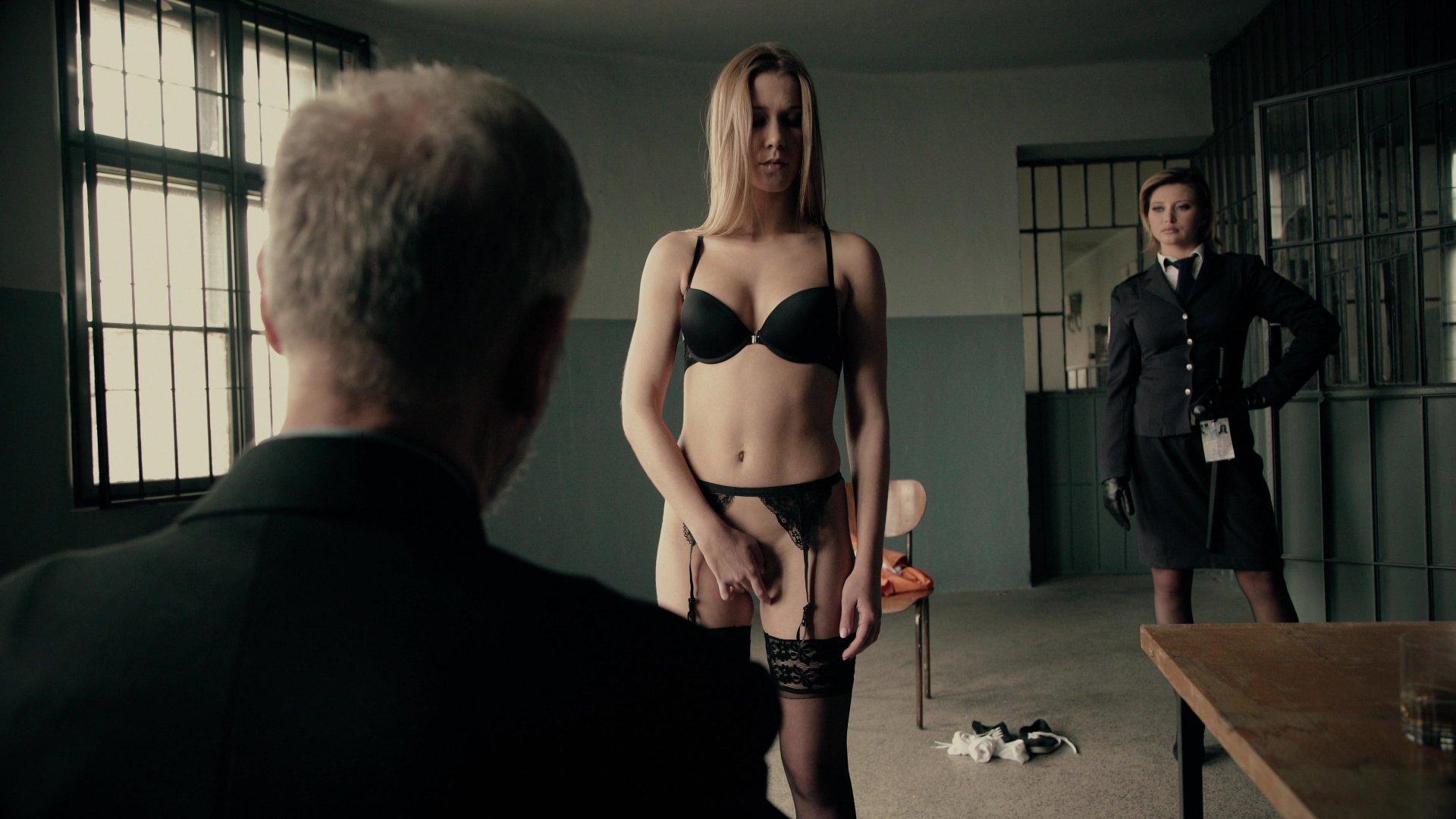 free female prison porn