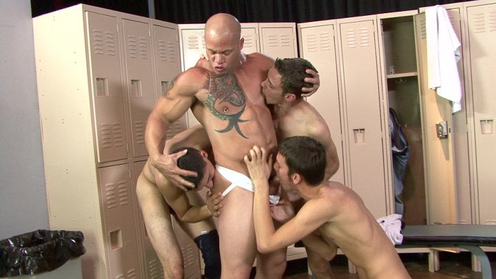 Streaming porn video still #1 from Lick It Clean: Below The Rim 2