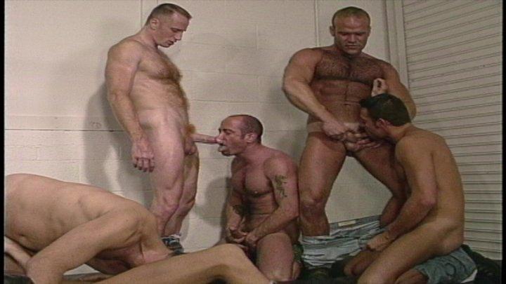 Circle jerk gang bang with steffi 3