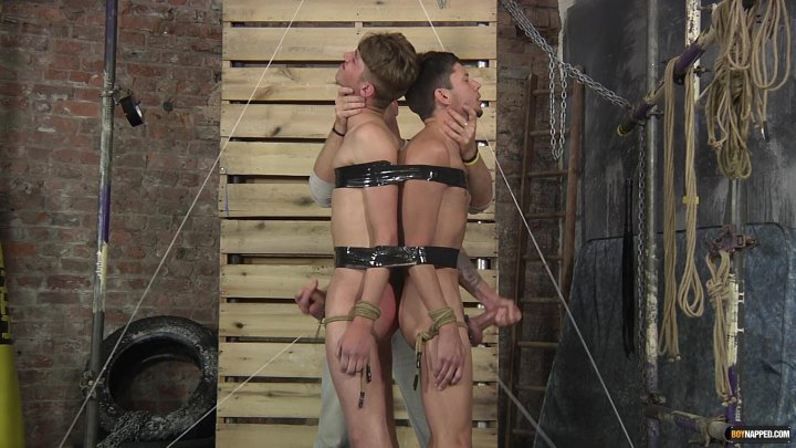 Streaming porn video still #3 from Double Trouble