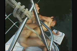 Streaming porn scene video image #6 from Two Studs Fuck on a Boat