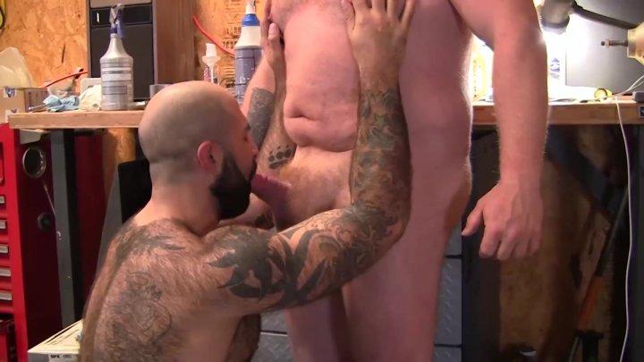 Streaming porn video still #1 from Big Ass Bears
