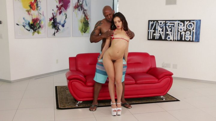 Streaming porn video still #4 from Interracial Crush 5
