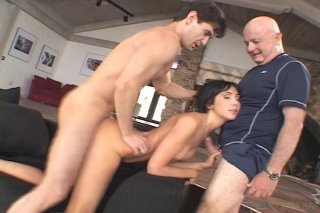 Streaming porn video still #7 from Screw My Wife, Please #68