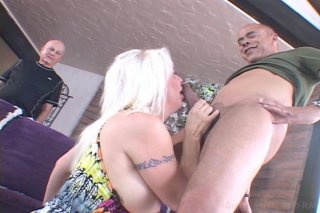 Streaming porn video still #5 from Screw My Wife, Please #68