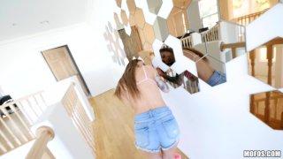 Streaming porn video still #3 from Horny Latin Teens #3