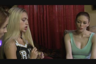 Streaming porn video still #1 from Cheer Squadovers Episode 15