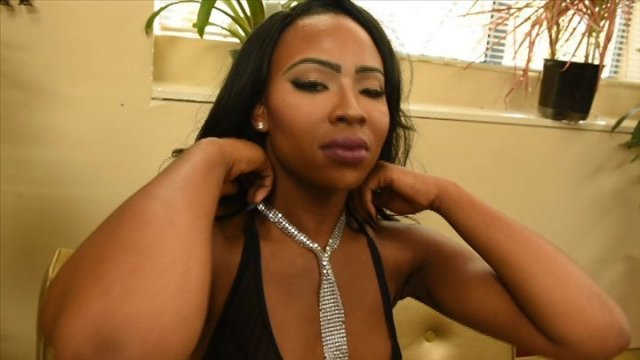 Streaming porn video still #6 from Black Tranny Whackers 30