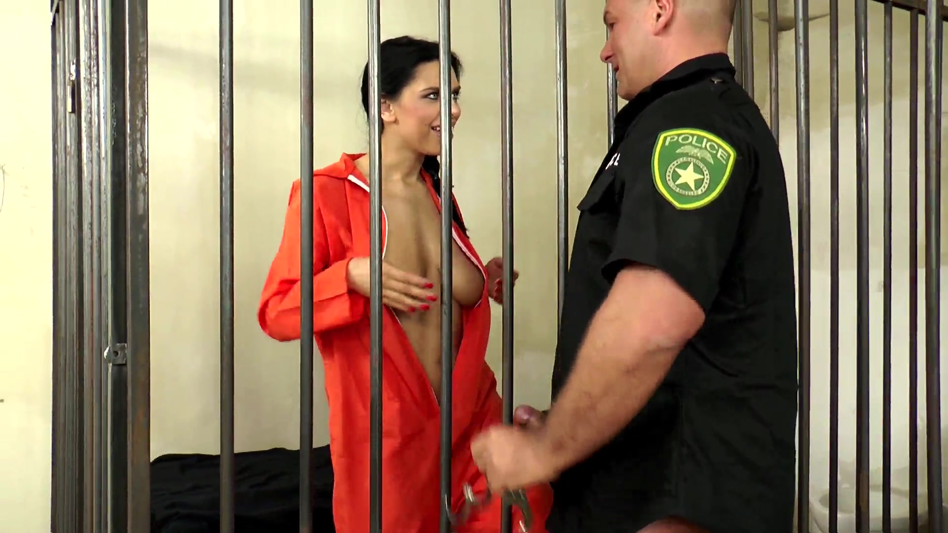 Sexy be wicked police woman officer sergeant prison guard sheriff cop costume