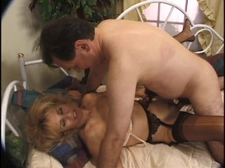 Streaming porn scene video image #6 from Sensual MILF makes her brother cock cum with feet